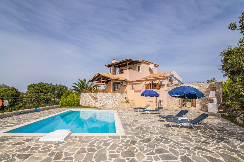 Villa With Private Pool and Sea Views - Villa Yeraki - Kothreas - rentals