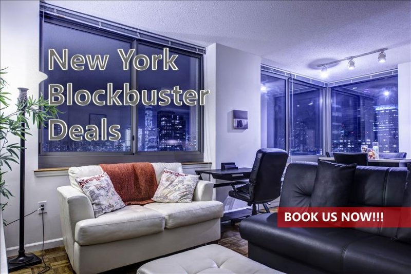 New York Area Modern 1 Bedroom Suite - Image 1 - Jersey City - rentals