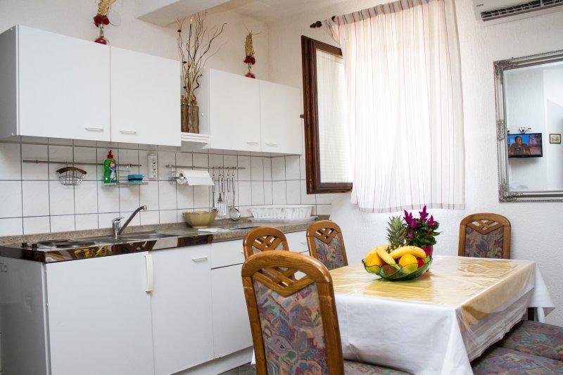IV. Apartments I & I on Adriatic coast, Island of Pag, Nice app - Image 1 - Pag - rentals