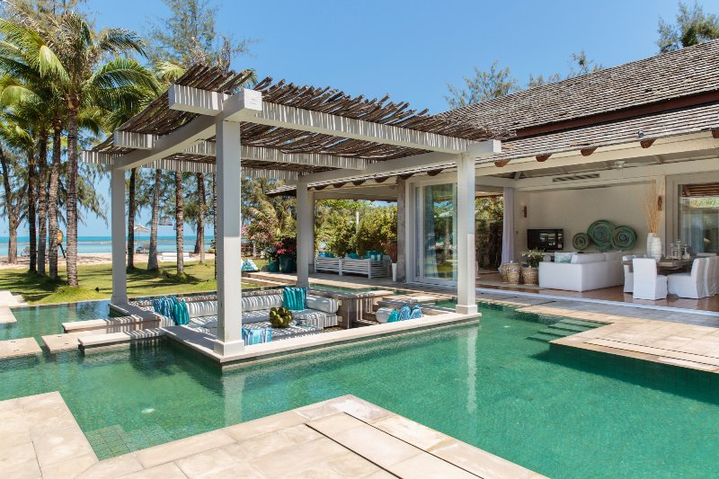 Villa Mia on Chaweng beach Koh Samui - Image 1 - Koh Samui - rentals