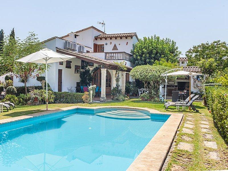 2 bedroom Villa in Pollença, Mallorca, Mallorca : ref 4001 - Image 1 - Pollenca - rentals