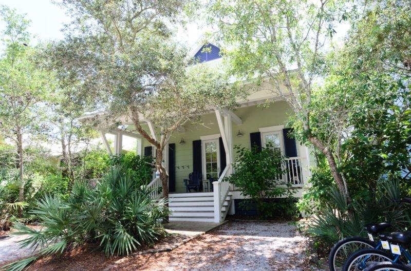 back exterior (1) - 117 Silver Laurel Way - Watercolor - rentals