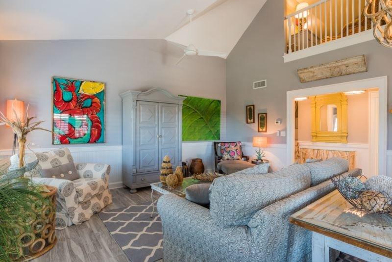 Living Room (3) - 1701 E. County Hwy 30-A, #305 - Watercolor - rentals