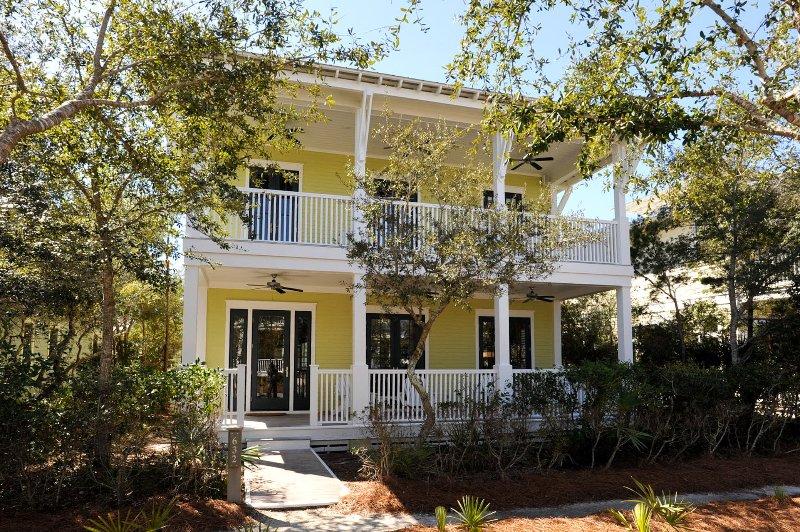 Exterior - 632 Western Lake Drive - Watercolor - rentals