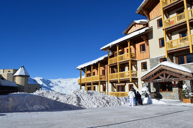 Apartment Fairfield - Image 1 - Val Thorens - rentals