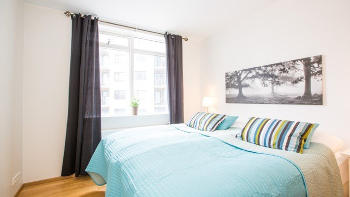 Eiriksgata - 2 bedroom apartment - Image 1 - Reykjavik - rentals
