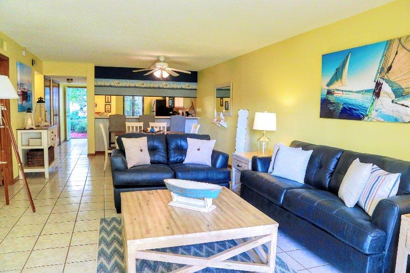 New Beachfront Ground Floor Condo @ Top Resort! - Image 1 - Cocoa Beach - rentals