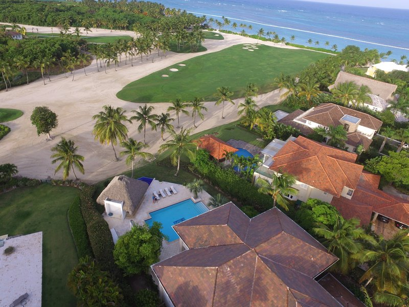 Golf front & ocean view- 200yards from White Beach - Image 1 - Punta Cana - rentals