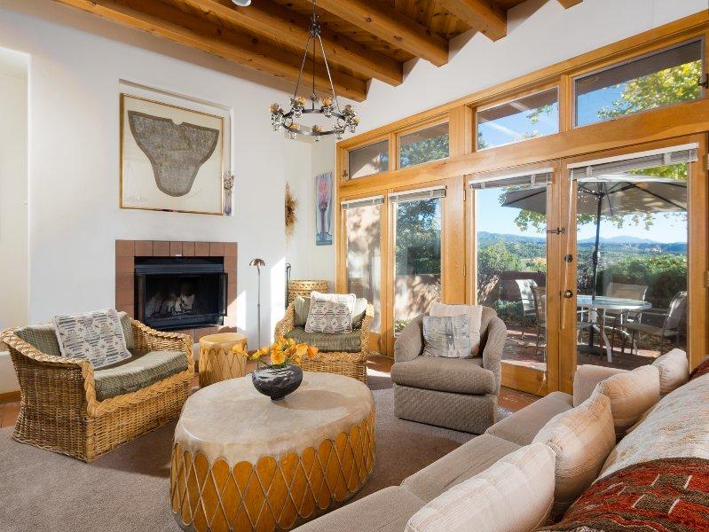 Two Casitas - Acoma - Majestic Views, Serene surroundings - Image 1 - Santa Fe - rentals