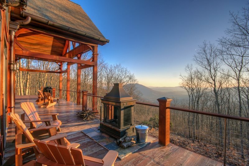 5BR/4.5BA, 5,850 SF of High Country Luxury! Big Mountain Top Views, Wooded - Image 1 - Jefferson - rentals