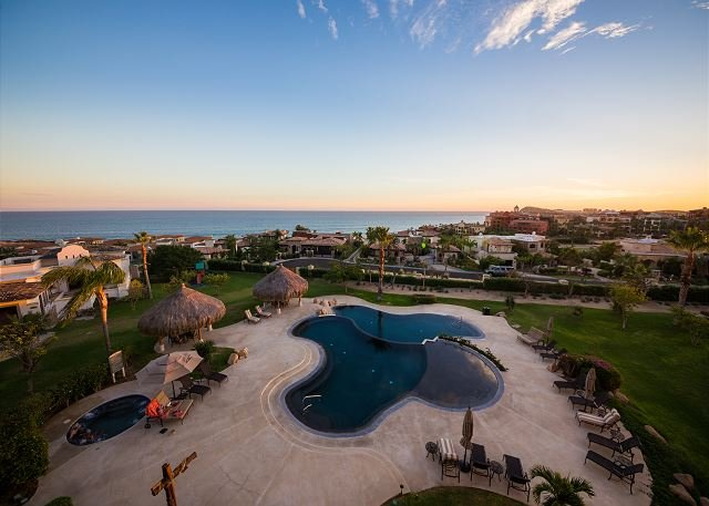 Terrace View - Casa Cielo - Ocean View Condo in Cabo del Sol walking distance to the beach - Cabo San Lucas - rentals