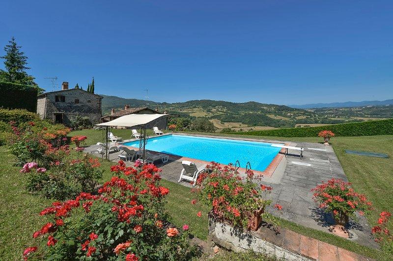 Casa Terrazza Vicchio - Image 1 - Dicomano - rentals