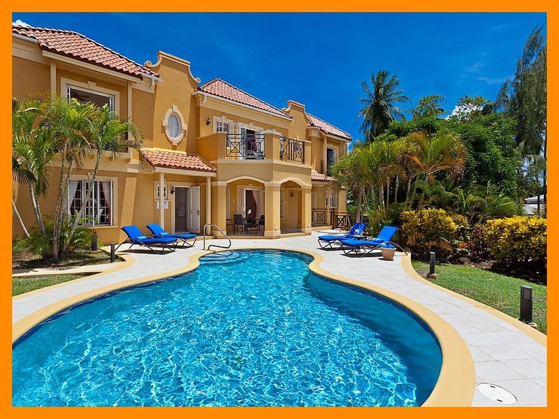 Luxury 4 Bed Villa with Pool and Ocean Views - Image 1 - Mullins - rentals