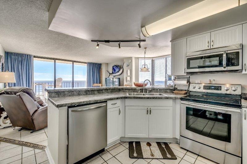 Unit 1 - Spinnaker - 405 - North Myrtle Beach - rentals