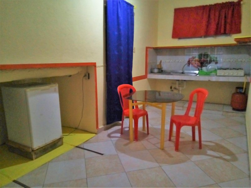 Apt #10  King size bed a/c, Kitchen, hot water - Image 1 - Boca Chica - rentals