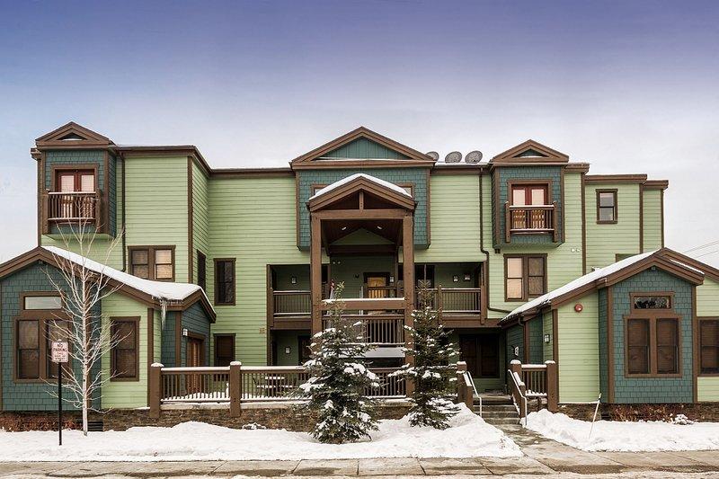 Abode at Moose Lodge - Image 1 - Park City - rentals