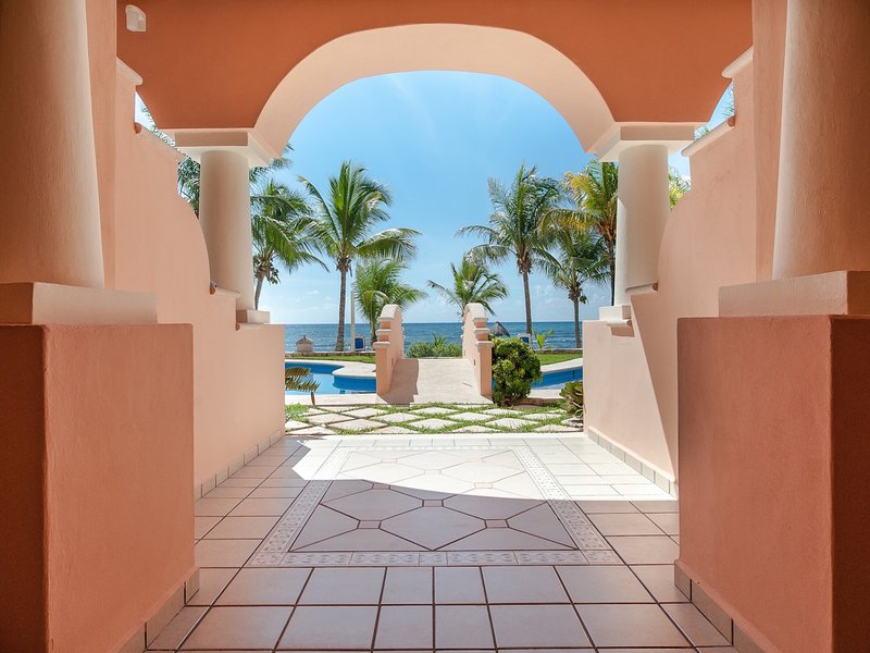 Riviera Maya Haciendas, Quinta Maya - Beachside And Pool - Riviera Maya Haciendas - Studio Steps From Beach - Puerto Aventuras - rentals