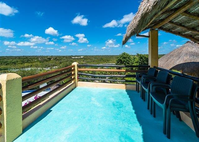 Rooftop - Casa del Sol - Akumal - rentals