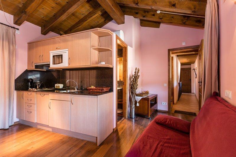 L'Era del Marxant - Apart. Suite Serraespina 4 - Image 1 - Pobleta de Bellvehi - rentals