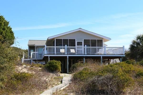 "3212 Palmetto Blvd - ""Dee Cee - Image 1 - Edisto Beach - rentals"
