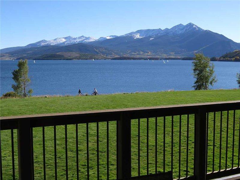 Lake Dillon Condos 201 - Image 1 - Dillon - rentals