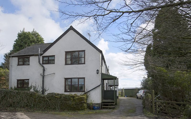 The Annexe, Higher Lydgate Farmhouse - Image 1 - Postbridge - rentals