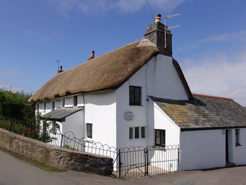 Orchard Cottage - Image 1 - Hartland - rentals