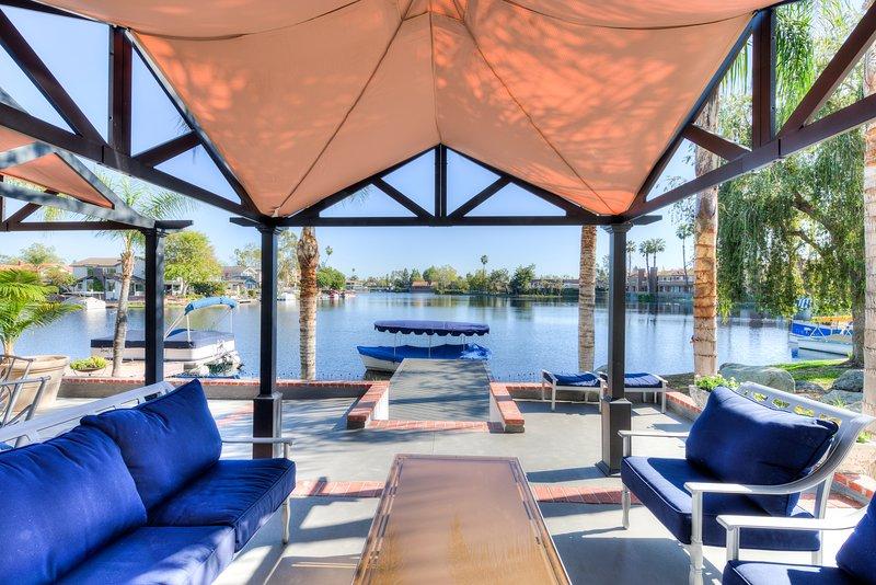 Luxury Waterfront + Boat/Pool/Tennis/SPA - Image 1 - Laguna Beach - rentals