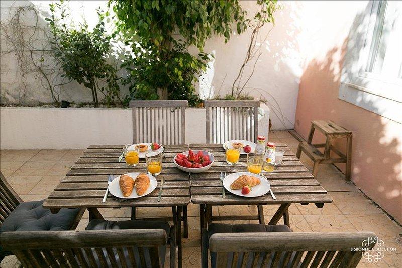 Ap3 - Graça Garden Inn - Image 1 - Lisboa - rentals