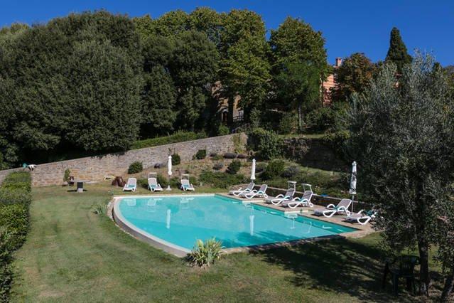 Charming Family Villa in LAMOLE- Greve in Chianti - Image 1 - Greve in Chianti - rentals