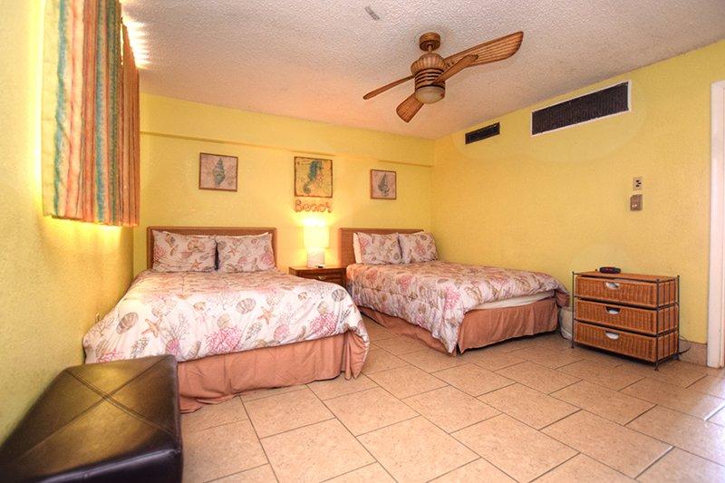 Summer Special - Oceanfront Condo W/ Tiki Bar And Jacuzzi 425 - Image 1 - Daytona Beach Shores - rentals