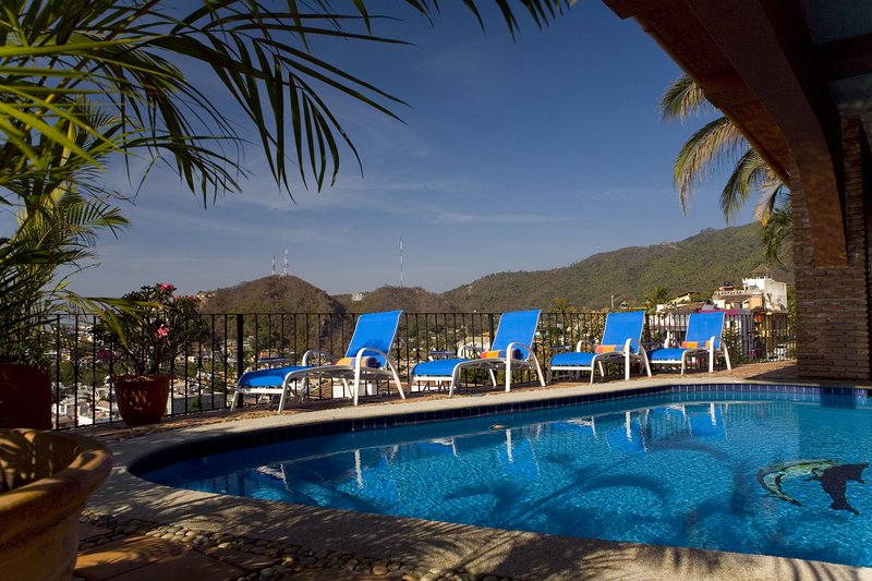 Ideal for Couples & Families, Short Walk to Beach, Heated Pool, Breakfast Service Included - Image 1 - Puerto Vallarta - rentals