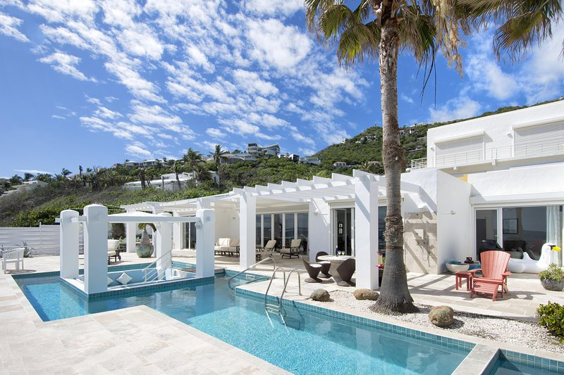 Ginger - Ideal for Couples and Families, Beautiful Pool and Beach - Image 1 - Dawn Beach - rentals