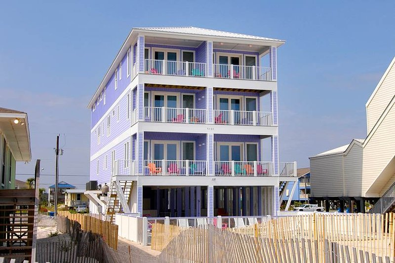 S.E.A. Monster West - Image 1 - Gulf Shores - rentals