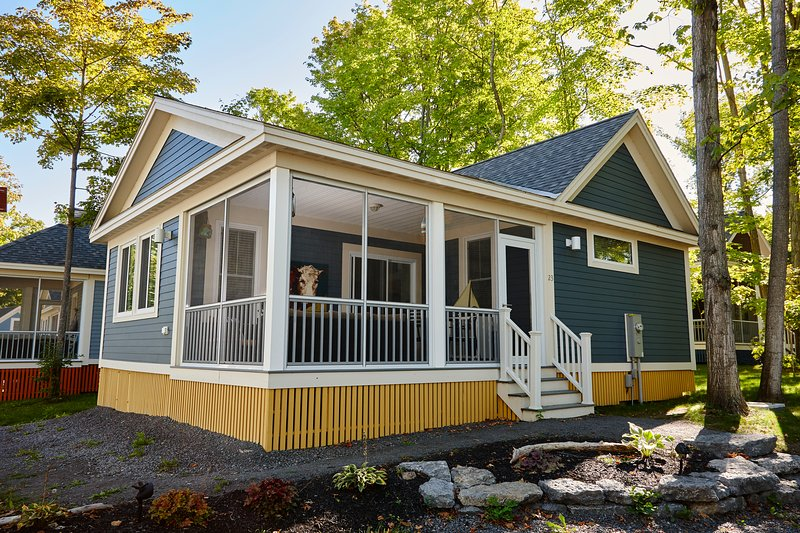 Sandbanks Summer Village Resort Cottages - Image 1 - Cherry Valley - rentals
