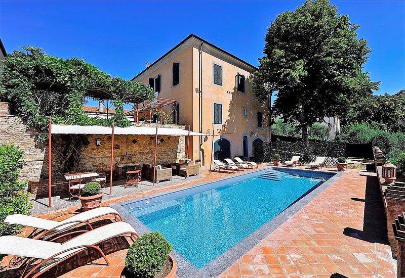 Villa del Cielo - Image 1 - Peccioli - rentals