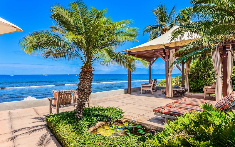 Turtle Beach Villa, Sleeps 6 - Image 1 - Maui - rentals
