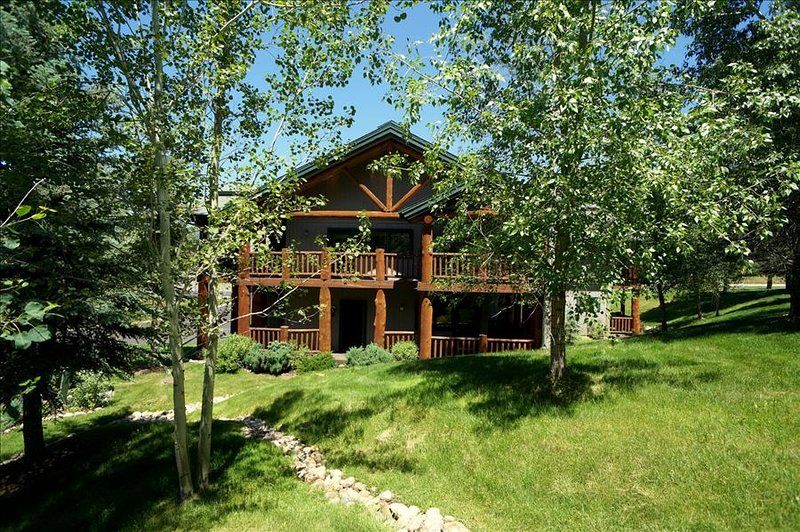 Saddle Creek Town Homes #1755 - Image 1 - Steamboat Springs - rentals