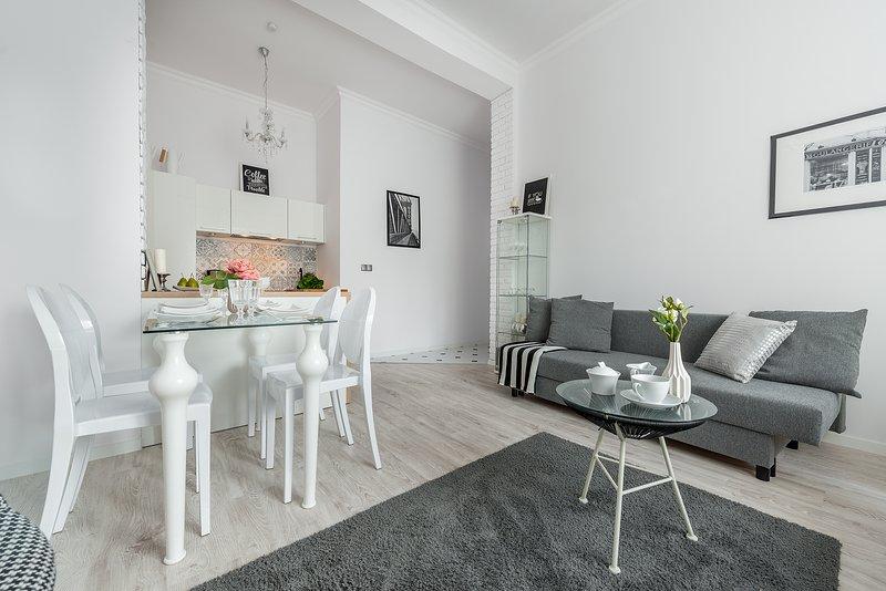 1 BR. Apartment ANDERSA - Image 1 - Warsaw - rentals