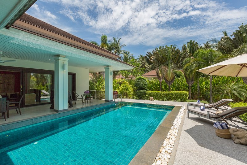 Baan Timbalee, family villa & Pool with fence - Image 1 - Koh Samui - rentals