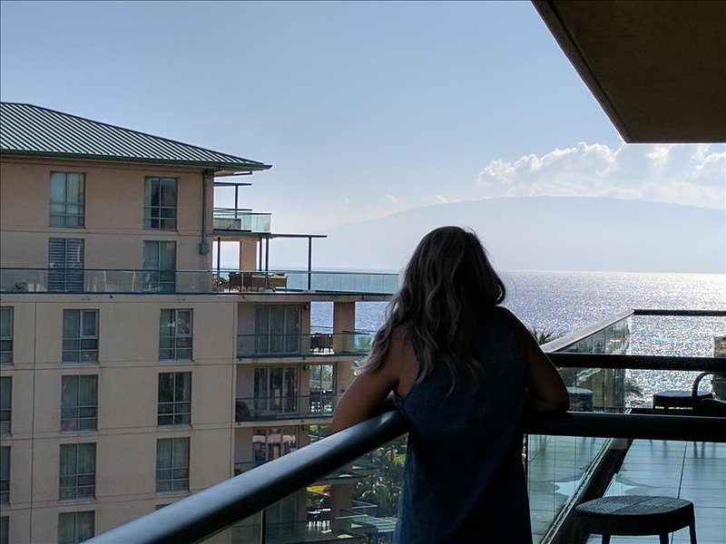 Maui Westside Properties: Konea 606 - Majestic Partial Ocean and Mountain Views - Image 1 - Lahaina - rentals