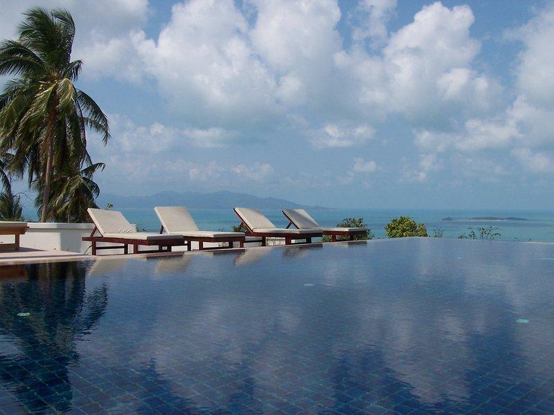 Baan Sawan Villa | Sunny Family-Friendly Villa with Fantastic Chef & Views - Image 1 - Bophut - rentals