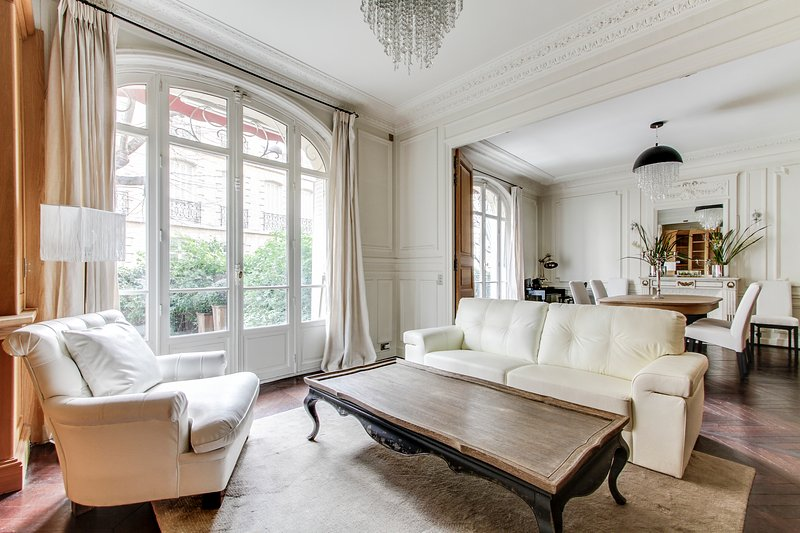 Passy Vignes - Paris is Chic - Image 1 - Paris - rentals