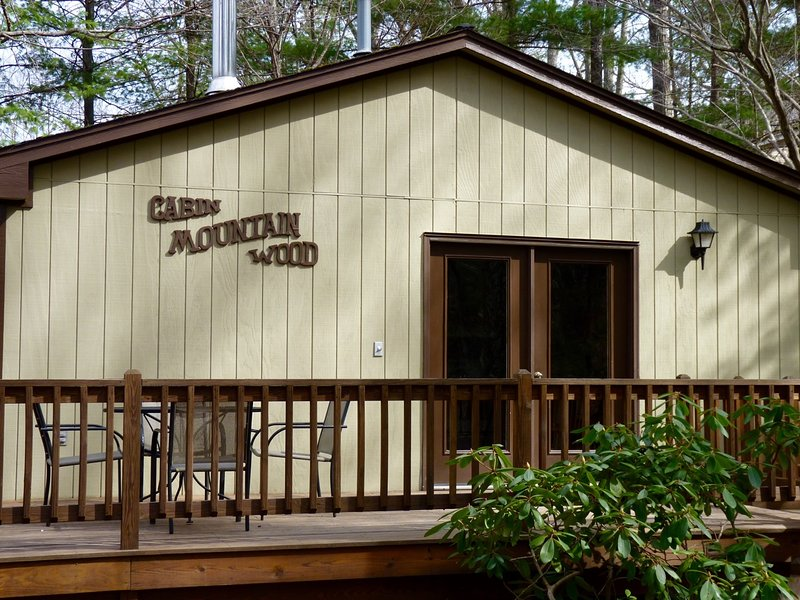 Our Private 2BR Cabin, Nestled in the Mountain Woodlands, close to Swimming Pool - Pet Friendly 2BR Cabin in Blue Ridge Mtns of VA - Waynesboro - rentals