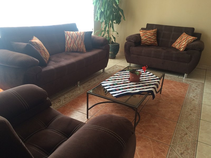Living - all yours! - Bulls eye of Lima, charming rental - Lima - rentals