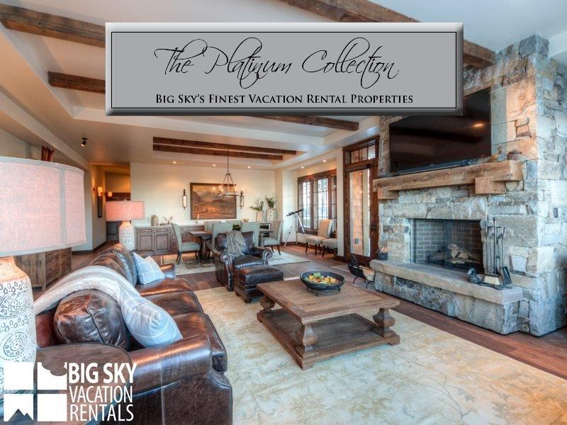 Big Sky Moonlight Basin   Cowboy Heaven Luxury Suite 7A - Image 1 - Big Sky - rentals