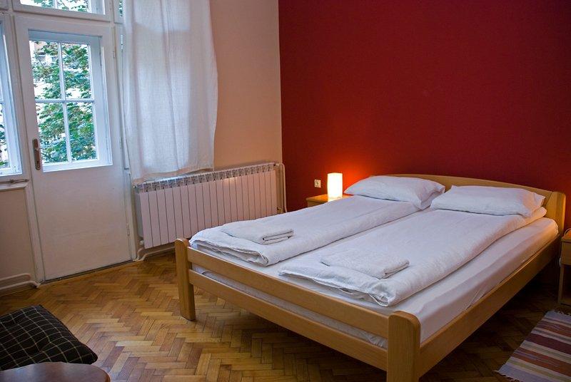 Bedroom 1 - Crossroad-  Free Garage - Spacious 2 Bedroom Apt Supreme Location - Belgrade - rentals