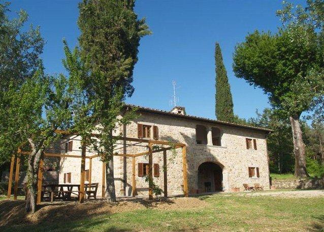 Casa Verna - Image 1 - Poppi - rentals