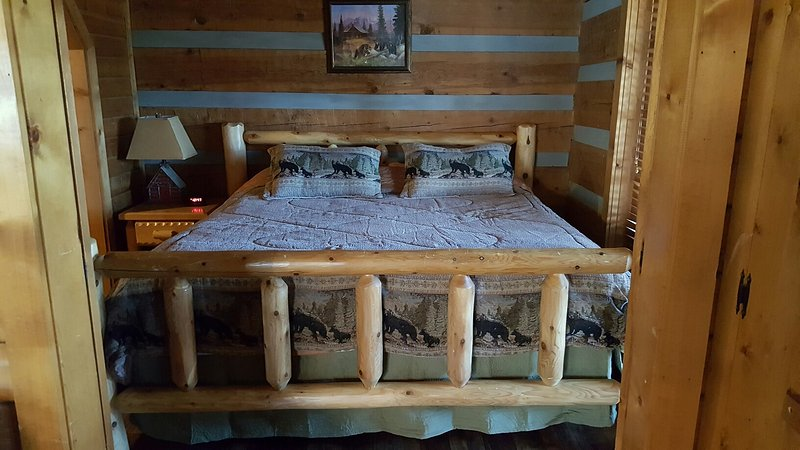 Time Away Cabin Only 5 1/2 miles from Pigeon Forge - Image 1 - Pigeon Forge - rentals