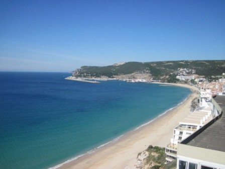 S2 - SESIMBRA OCEAN VIEW STUDIO - PRIVATE BEACH ACCESS - Image 1 - Sesimbra - rentals